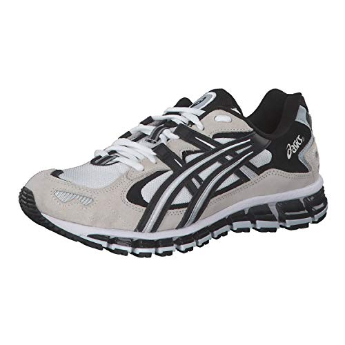 Asics GEL-KAYANO 5 360, Men's Running Shoes, White/Black, 10 UK (45 EU)