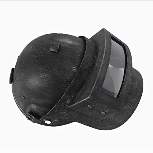 Greaked Creative Video Game Kampfhelm Fahrradhelm Real People Field Operations Equipment M Antikes Finish