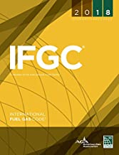 2018 International Fuel Gas Code (International Code Council Series) PDF
