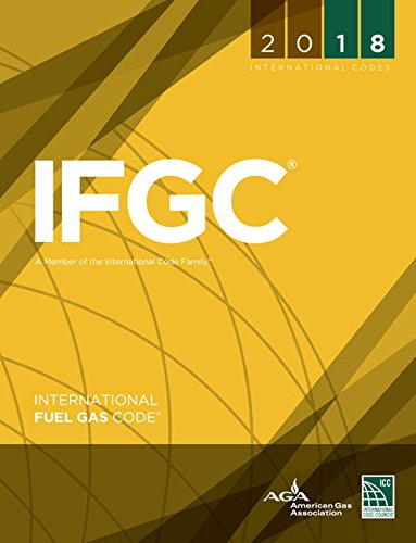 2018 International Fuel Gas Code (International Code Council Series)