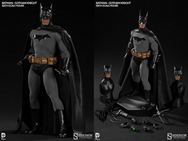 Sideshow DC Comics Batman 'Gotham Knight' 1 6 Scale 12  Action Figure by Sideshow