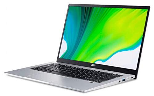 "Acer Swift 1 (SF114-33-P8Z8) 14\"" Full-HD IPS, Intel Pentium N5030, 4GB RAM, 64GB eMMC, Windows 10 Home S"