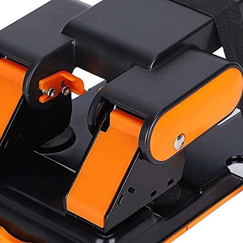 zhaita Punzón de 2 agujeros, perforador manual, 70 hojas de escritorio de fácil operación suministros de oficina para documentos con cupón de escala de posicionamiento