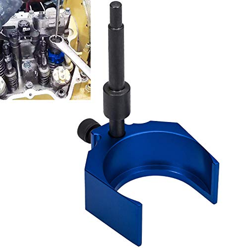 Sunluway Injector Height Tool for Caterpiller (CAT) 3406E, C-15 and C-16, Alternative to 9U-7227 (Blue)