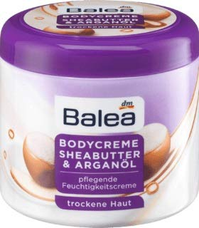 Balea Pflegecreme Sheabutter / 500 ml