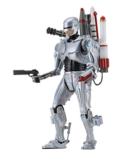 NECA Figur Ultimate Future Robocop Vs Terminator 18 cm