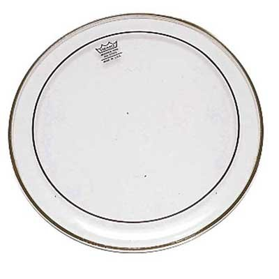Remo Schlagzeugfell Drum Head Pinstripe Transparent 16