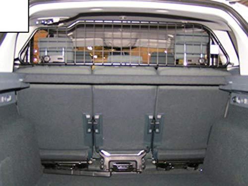 Kleinmetall Masterline für Ford C-Max Bj: 12/2010 - bis Heute passgenaues Trenngitter/Hundegitter/Gepäckgitter
