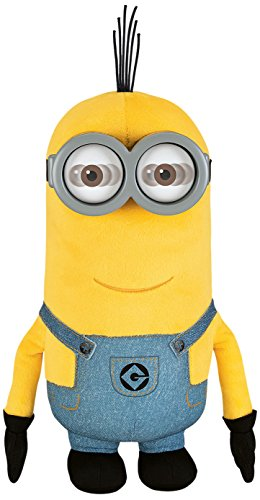 Despicable Me Minion Tim Plush with Moving Eyes Toy Figure