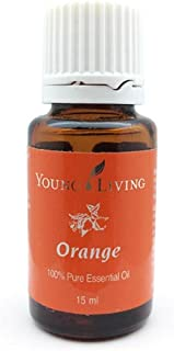 Young Living オレンジエッセンシャルオイル15ミリリットルエッセンシャルオイル