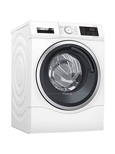 Bosch Serie 6 WDU28560GB Freestanding 10kg/6kg 1400rpm Washer Dryer, White