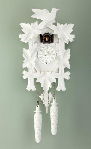 Horloge Coucou Blanc