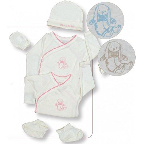 Les chatounets - Kit naissance 0-1 mois coton