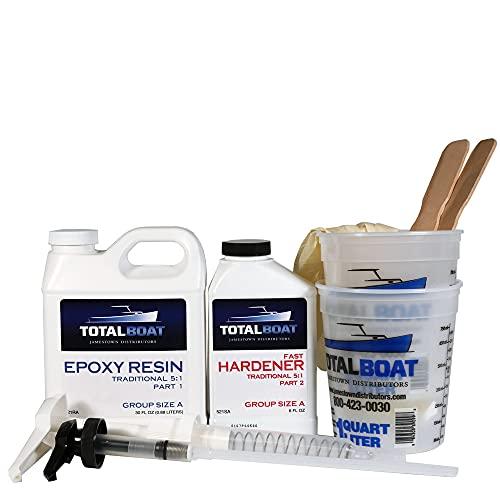 TotalBoat 5:1 Epoxy Resin Kit (4...