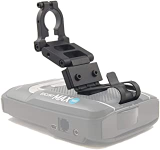 BlendMount BMX-2000R Aluminum Radar Detector Mount for Escort MAX 360/MAX2/MAX/GT-7 - Compatible with Most American and As...