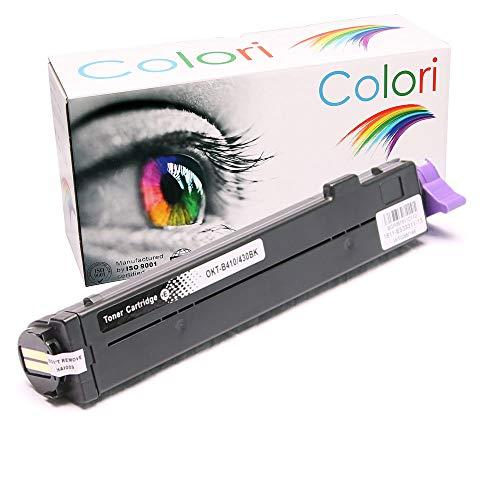 Colori kompatibler Toner für Oki B410 B420 B430 B440 B400 B410D B410DN B420DN B430D B430DN B440DN MB460 MB460L MB470 MB480 B 400 410 410D 410DN 420DN 430D 430DN 440DN MB 460 460L 470 480