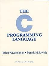 The C Programming Language by Brian W. Kernighan (1978-02-22)