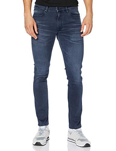 HUGO Herren 734 Jeans, Bright Blue (430), 33W / 32L