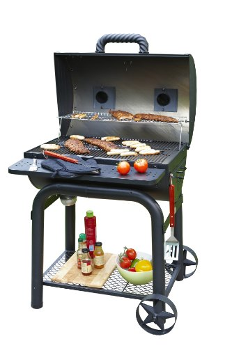 Grill'n Smoke Barbecue Star - Modell 7502 by BBQ-Scout