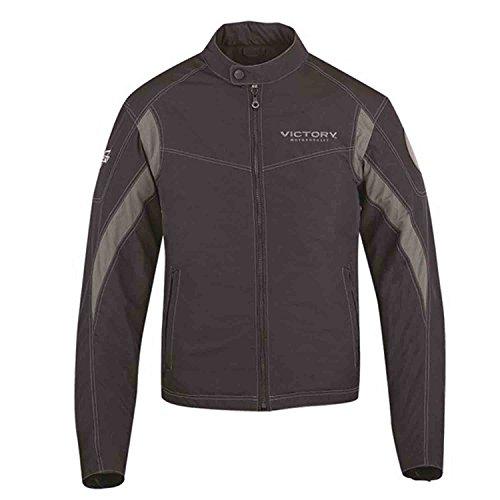 Victory Motorcycle New OEM Men's Black Octane Riding Jacket, Medium, 286745503