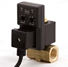 XDV Timer Drain/Electronic Timer Solenoid Drain for Compressors – 115V, 1/4 NPT, DN 4.0MM, 250PSI, (Open/Closed 0.5-10 sec. / 0.5-45 min). XDV-52002545 by Alpha-Pure