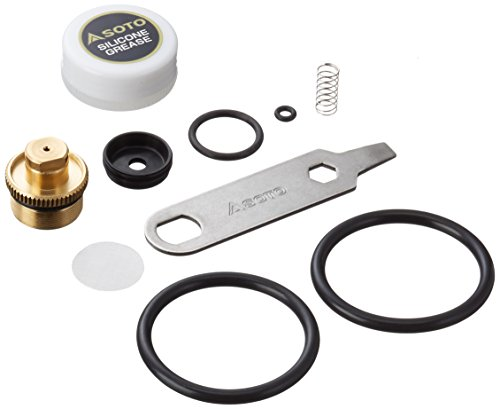 SOTO Maintenance Kit - Accessoire Cuisson Camping - for Muka Stove 2014
