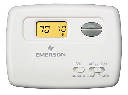 Emerson 1F79-111 Digital Non-programmable Thermostat