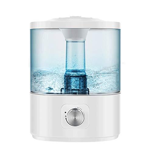TTEWS Luchtbevochtiger, luchtbevochtiger voor thuis, kantoor, slaapkamer, etherische oliën, diffuser, luchtbevochtiger, fluisterstil, grote capaciteit