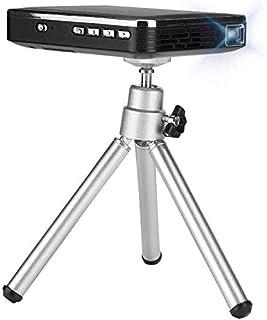 ZLSANVD Mini Projector Black 4K Projector X3 Mobile Phone Companion HDMI Input Portable Mini Projector Supports 854 X 480(...