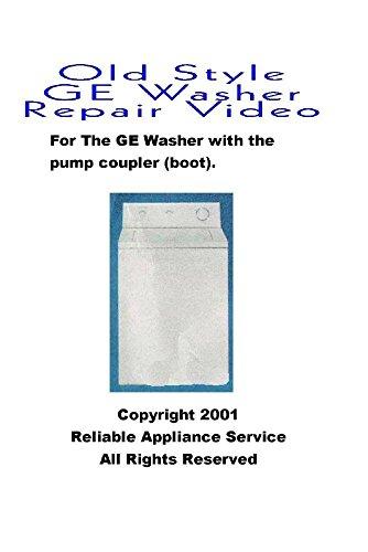 GE Washer Repair Video, GE Washer Repair