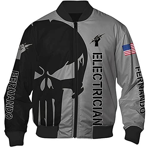 CONVERMPU Los hombres de la Fuerza Aérea de la chaqueta con capucha camiseta pantalones cortos pantalones deportivos 3D Full Print cremallera chaqueta informal suéter clásico del suéte