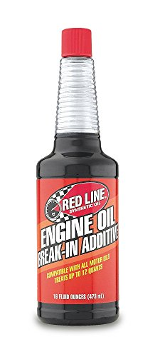Red Line 81403 Engine Break-In Oil, 16 Ounce, 1 Pack