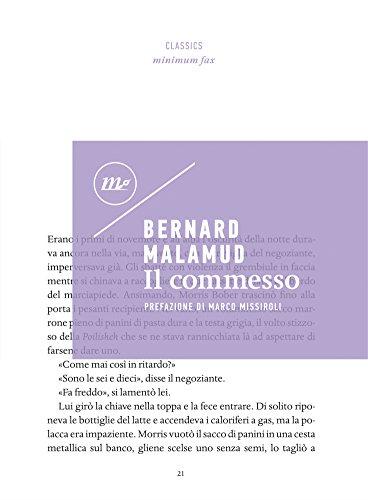Il commesso (Italian Edition)