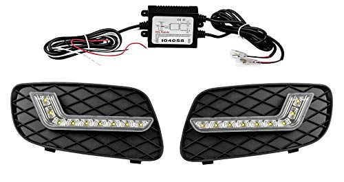 AUTOLIGHT 24 LED Tagfahrlicht L-Form + R87 Smart 451 W451 16143