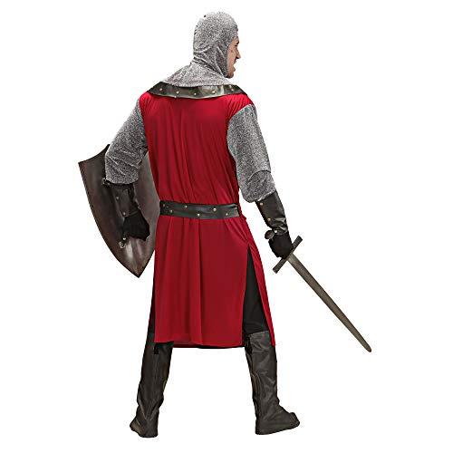 Widmann – Mittelalterliches Ritter-Kostüm für Herren – XL - 3