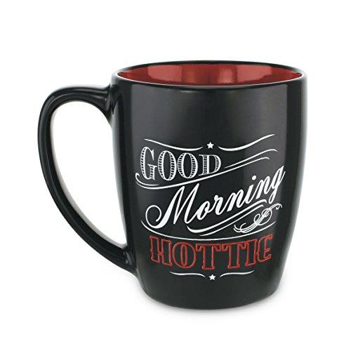 KOVOT 18-Oz Ceramic Good Morning Mugs