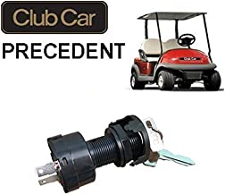 No. 1 accessories Starter Switch,Golf Cart Ignition Switch Club Car Precedent Electric 2004+ 2Terminal,Suit 102508601