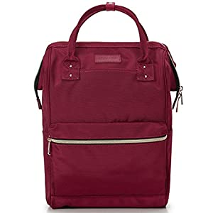 Lily & Drew Casual Travel Daypack with Doctor Style Top Opening