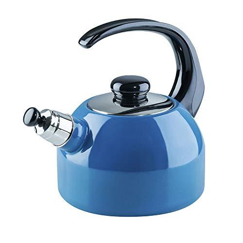 Riess Flöten-Wasserkessel 2L Color Blau