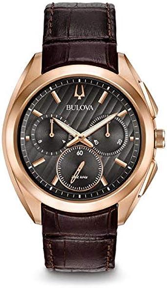Bulova Curv 97A124 - Reloj cronógrafo para hombre