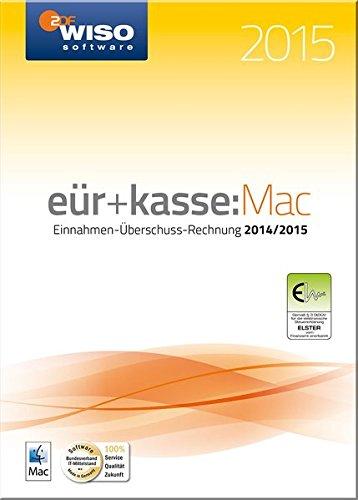 WISO eür+kasse:Mac 2015