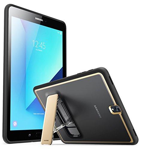 i-Blason tbs39.7halo-ftgd 9.7'Inch Tablet Case–Case for Apple iPad Mini (Gold Bag, Samsung Case, Samsung Galaxy Tab S39.7Inch (2017), 24.6cm (9.7'), Gold)