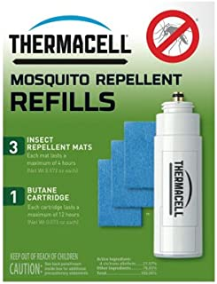 Thermacell Repellents R1 Mosquito Repellent Appliance Refill Kit - Quantity 12