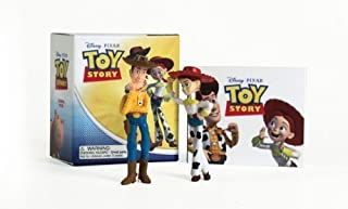 Toy Story: Woody and Jessie by Running Press (Editor) (26-Mar-2013) Hardcover