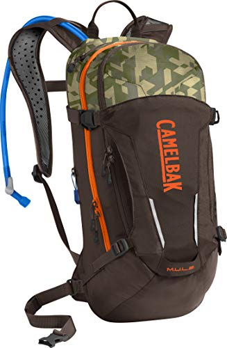 CamelBak M.U.L.E. Mountain Bike Hydration Pack - Easy Refill Hydration Backpack