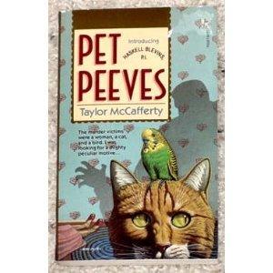 Paperback Pet Peeves Book