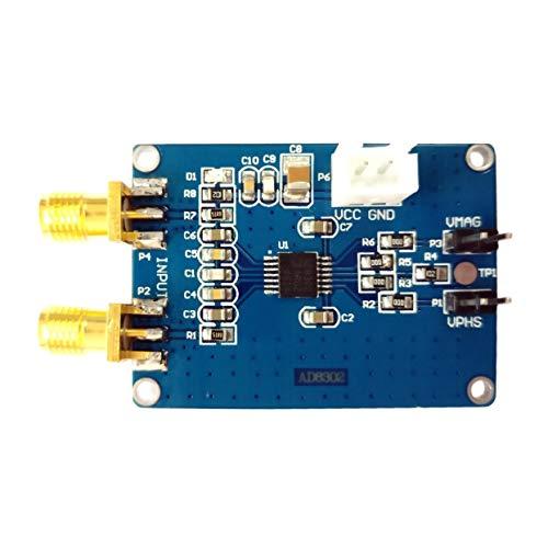 ShenyKan AD8302 Amplitudenphasenerkennungsmodul 2,7 GHz Phasendetektor 5 V Misst Reglerpegelkomparatormodi Phasendetektor