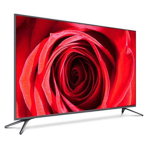 Home appliances Pantalla De Computadora Curvada Smart 4K con WiFi, Televisor LCD UHD Ultrafino con Pantalla De Cristal Templado, Interfaz Externa Rich TV, 32 Pulgadas-60 Pulgadas