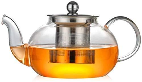 Bouilloire induction Théière à théière Thé à la chaleur Thé de Thé de Thé de Thé à la chaleur Kung Fu Tea Bouilloire Faire théière Convient à la maison Office extérieure WHLONG (Size : 800ml)