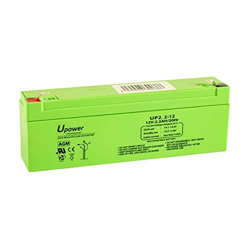 Master U-Power Bateria Plomo Agm 2.2Ah 12V